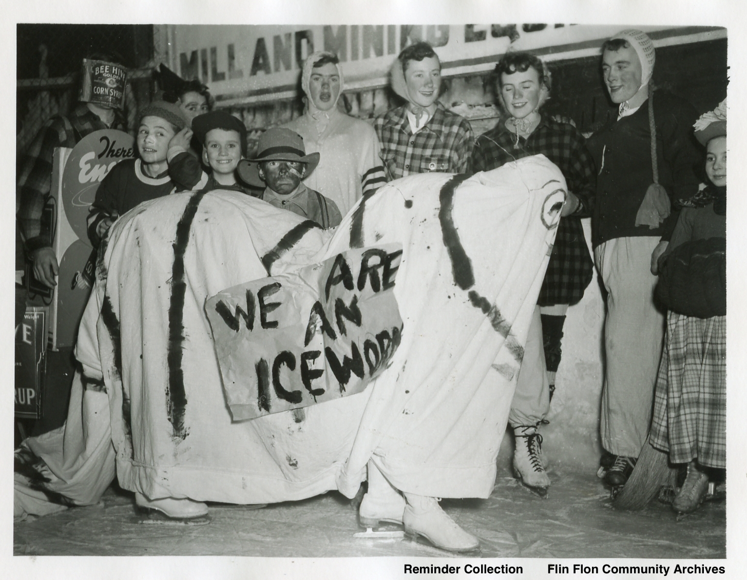 Iceworm Project, 1960s